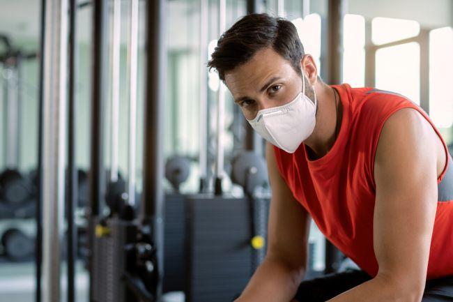 Cvičenie s rúškom: Vedcov prekvapilo, ako reaguje mozog, aj keď má dostatok kyslíku
