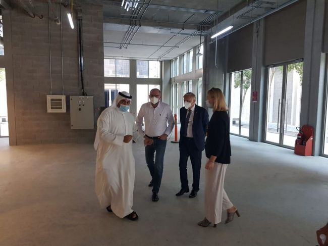 Slovensko podpísalo zmluvu o účasti na výstave Expo Dubaj