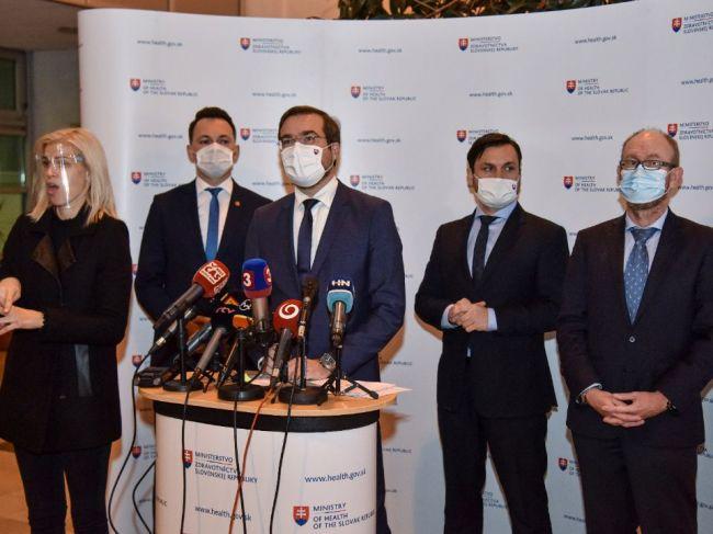 Situácia v slovenských nemocniciach je na niektorých miestach zvládaná s vypätím síl