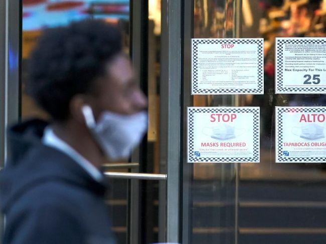 USA hlásia rekordných vyše 195.500 prípadov nákazy