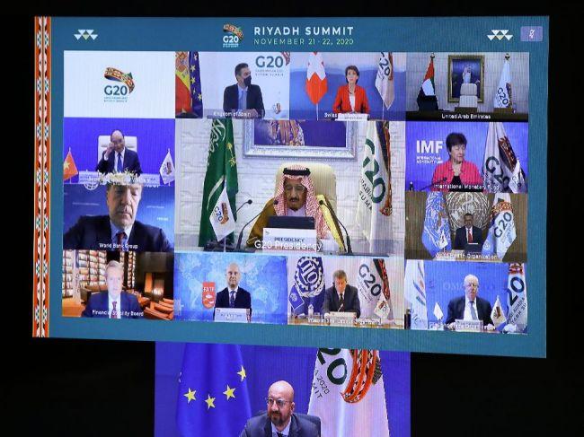 Lídri G20 sa zaviažu k financovaniu spravodlivej distribúcie vakcín proti COVIDU