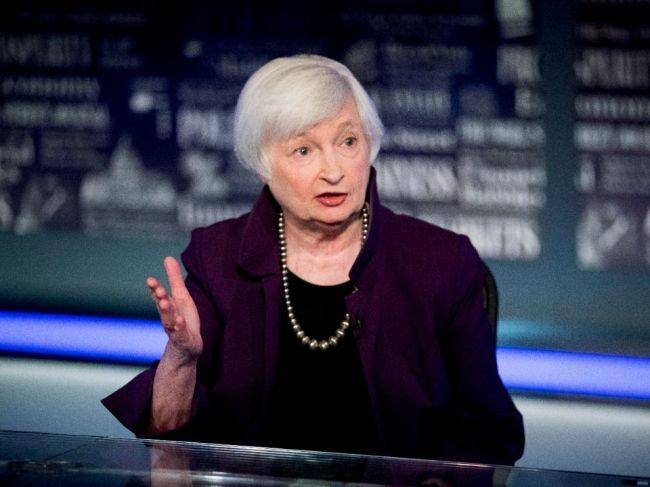 Biden nominuje za ministerku financií Janet Yellenovú