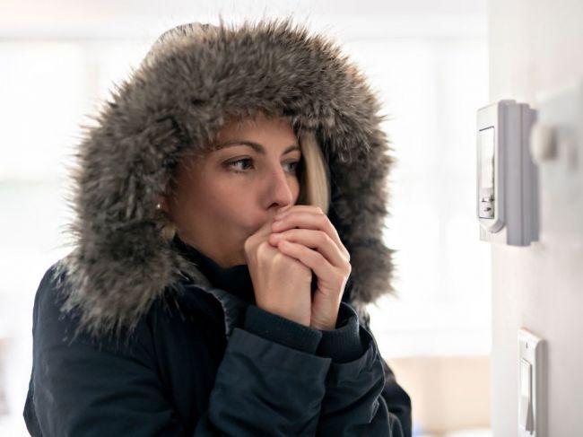 4 zdravotné dôvody, prečo vám je stále zima