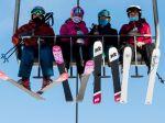Švajčiarsko neuvažuje o zatvorení lyžiarskych stredísk počas tejto zimy