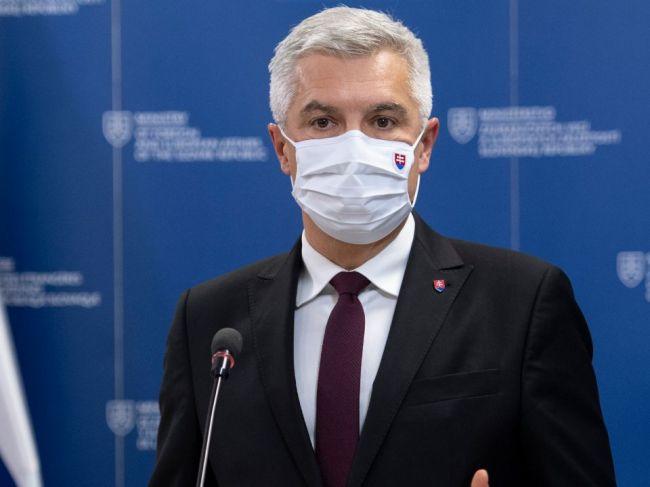 Korčok: Hroziace rozpočtové provizórium je proti záujmom Slovenska a celej EÚ