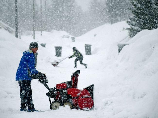 Na Slovensko dorazí snehová nádielka. Tešiť sa môžu najmä dve časti krajiny