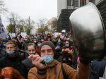 Na Ukrajine pribudlo takmer 10.000 nových prípadov nákazy