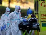 Česko za stredu hlási 4563 nových prípadov nákazy