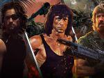 Rambo, Snake a Braddock prichádzajú do World of Tanks Console