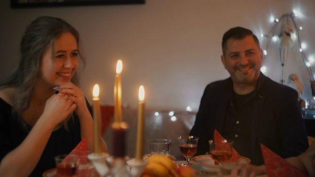 Huslista Marco Rajt predstavuje videoklip k piesni That is Christmas To Me