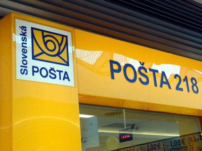 Slovenská pošta bude prepúšťať