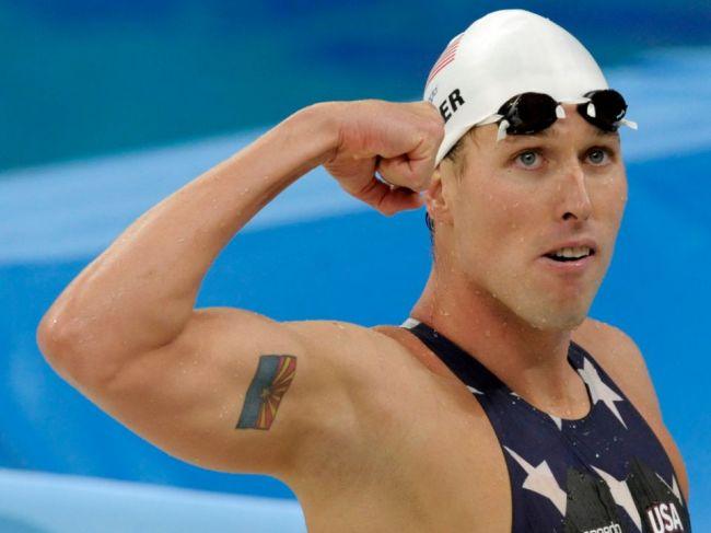 Útoku na Kongres sa zúčastnil aj olympijský víťaz, plavca už obvinili