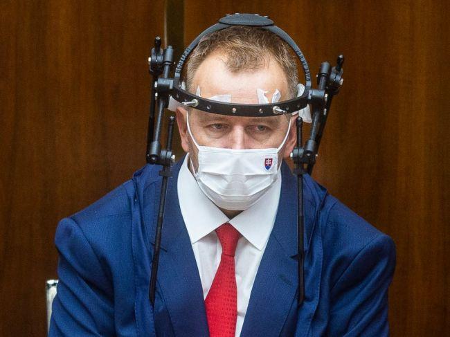 Boris Kollár: Lekár by nemal byť sankcionovaný, keď zabráni vyliatiu vakcíny