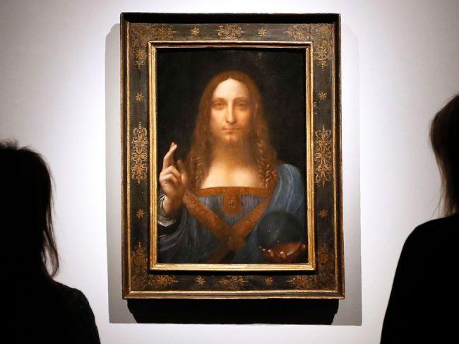 Ukradnutá kópia slávneho Da Vinciho obrazu sa našla v neapolskom byte