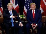 Expremiérka Mayová kritizovala Johnsona i Trumpa