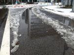 V najbližších dňoch sa oteplí, hrozí vzostup vodných hladín