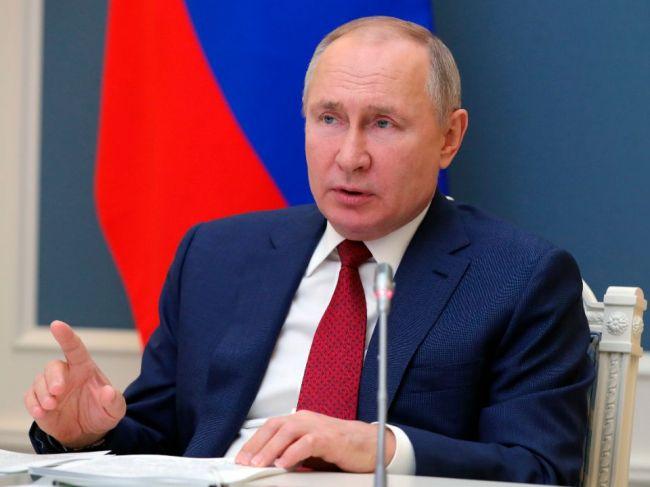 Putin varuje pred koncom civilizácie