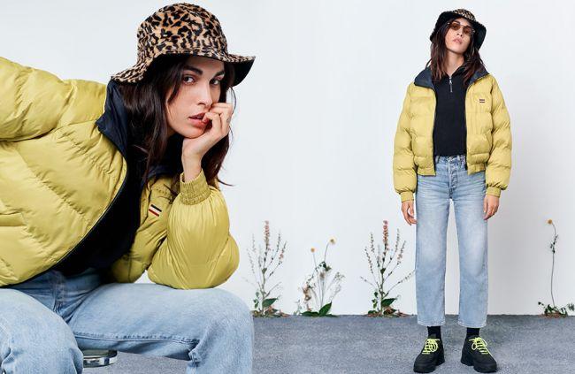 Dámske svetre, bundy a kabáty ideálne na prechod zo zimy do jari