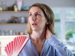 Tento faktor zhoršuje potenie a návaly tepla u žien v menopauze