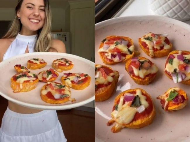 Video: Tieto zdravé pizzové jednohubky pripravíte za menej ako polhodinu