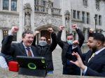 Britský najvyšší súd rozhodol, že vodiči Uberu sú zamestnanci
