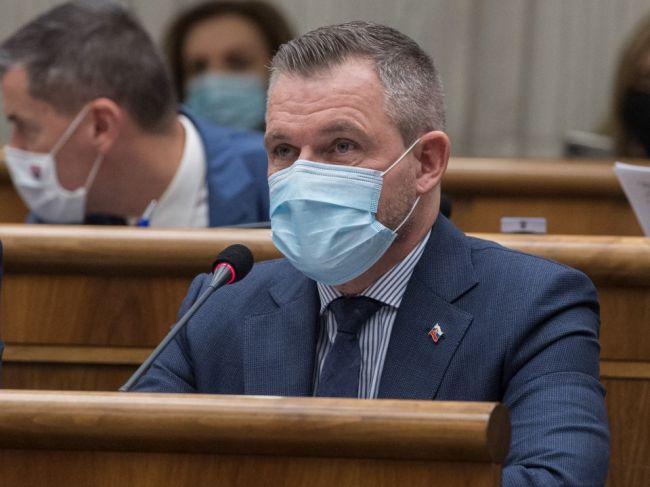 Pellegrini: Núdzový stav je predlžovaný zbytočne, v parlamente to nepodporíme