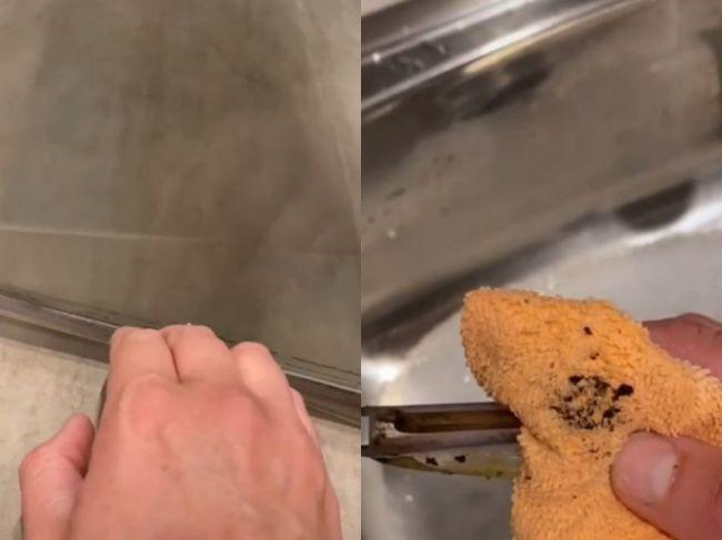 Video: Nechutné tajomstvo sprchových kútov. Túto časť musíte hneď vyčistiť!