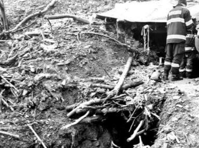 V bývalej banskej šachte zasahovali záchranári, hlásia dvoch mŕtvych