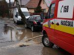 SHMÚ varuje pred povodňou, v tomto okrese platí 3. stupeň výstrahy