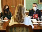 Čaputová: Ambulantná starostlivosť o pacientov s ochorením COVID-19 je kľúčová
