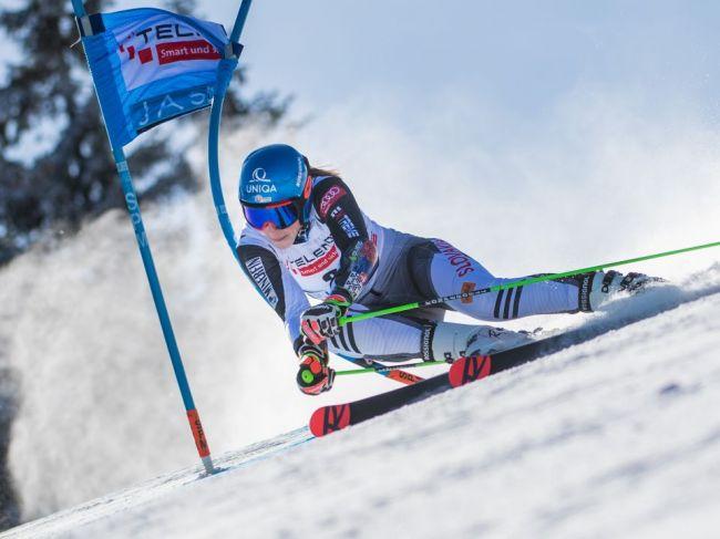 Petra Vlhová vyhrala obrovský slalom Svetového pohára v Jasnej