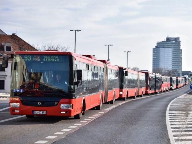 Väčšina lístkov v bratislavskej MHD zdražie, 15-minútový prestane platiť
