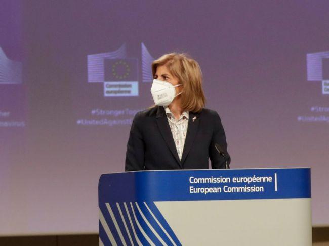 Kyriakidesová: EÚ by mala byť jednotná v postoji k vakcíne od AstraZenecy