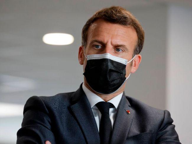 Macron vyjadril podporu Čiernej Hore v úsilí o členstvo v EÚ