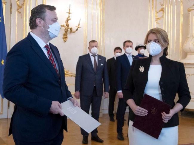 Prezidentka vymenuje Krajniaka za ministra práce v piatok predpoludním