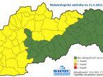 SHMÚ: V nedeľu bude vo viacerých lokalitách na Slovensku veterno
