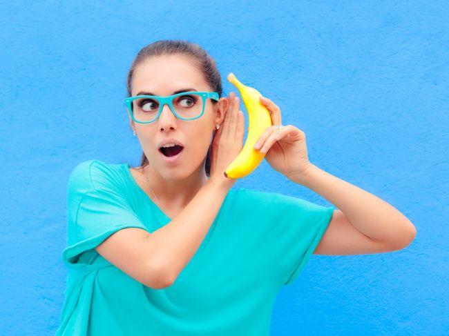4 druhy jedla, ktoré podporujú zdravie sluchu