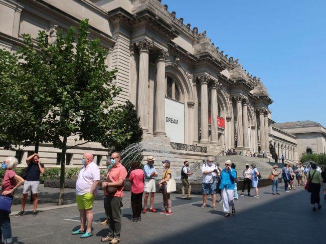 Metropolitan Museum of Art oslavuje výročie založenia