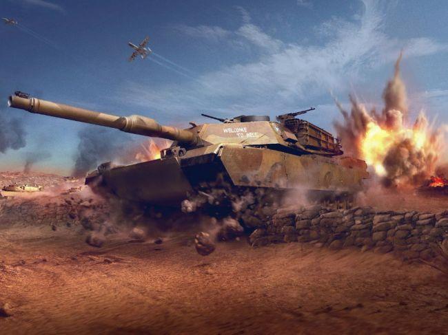 Do World of Tanks Console prichádzajú moderné tanky