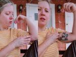 Video: Mama si nechala vytetovať synovu kresbu. Až potom zistila jej pravý pôvod