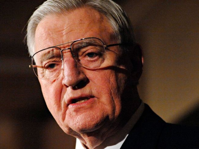 Vo veku 93 rokov zomrel bývalý viceprezident USA Walter Mondale