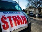 UNAS hrozí štrajkovou pohotovosťou, rezort dopravy tomuto postoju nerozumie