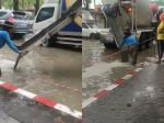 Video: Cestárov prekvapilo počasie, na prácu sa ale nevykašľali