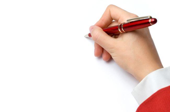 Zmena rukopisu môže značiť prvotný príznak vážneho ochorenia. Všímajte si tieto znaky
