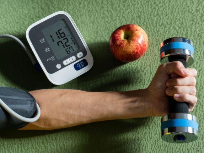 Koľko hodín týždenne treba cvičiť, aby ste mali ideálny tlak?