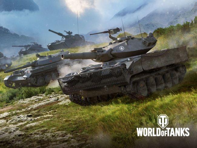 Hra World of Tanks je dostupná na Steame