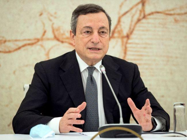 Draghi: Je čas rezervovať si dovolenku v Taliansku