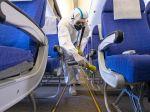 Reštaurácie verzus lietadlá: Vedci zmerali, kde sa držia nebezpečné aerosólové častice
