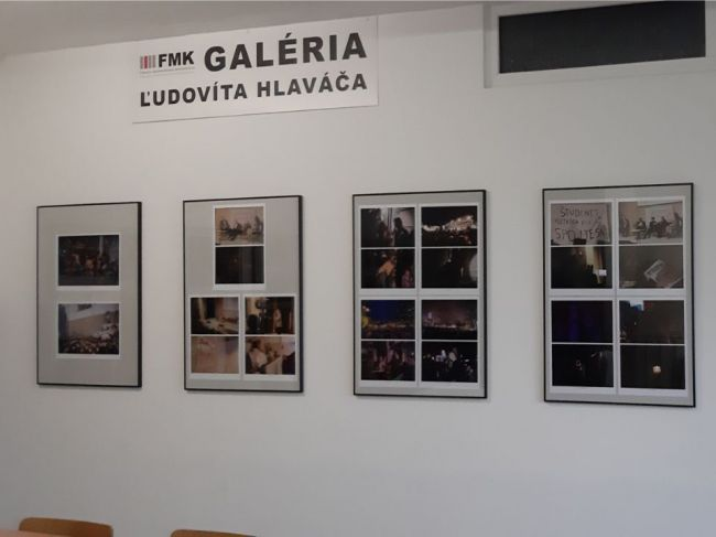 Galéria Ľudovíta Hlaváča na FMK slávi desaťročnicu