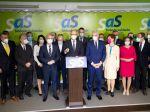 SaS má svoj návrh podpory rodín, zahŕňa aj príspevok na škôlky